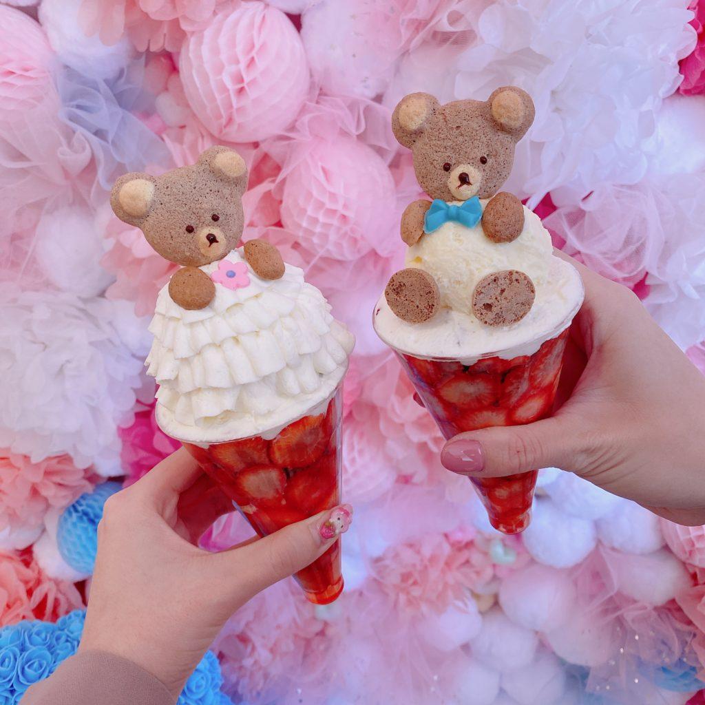 ♡カフェ紹介♡ Crepe&Parfait Twinkle【愛知・金山】