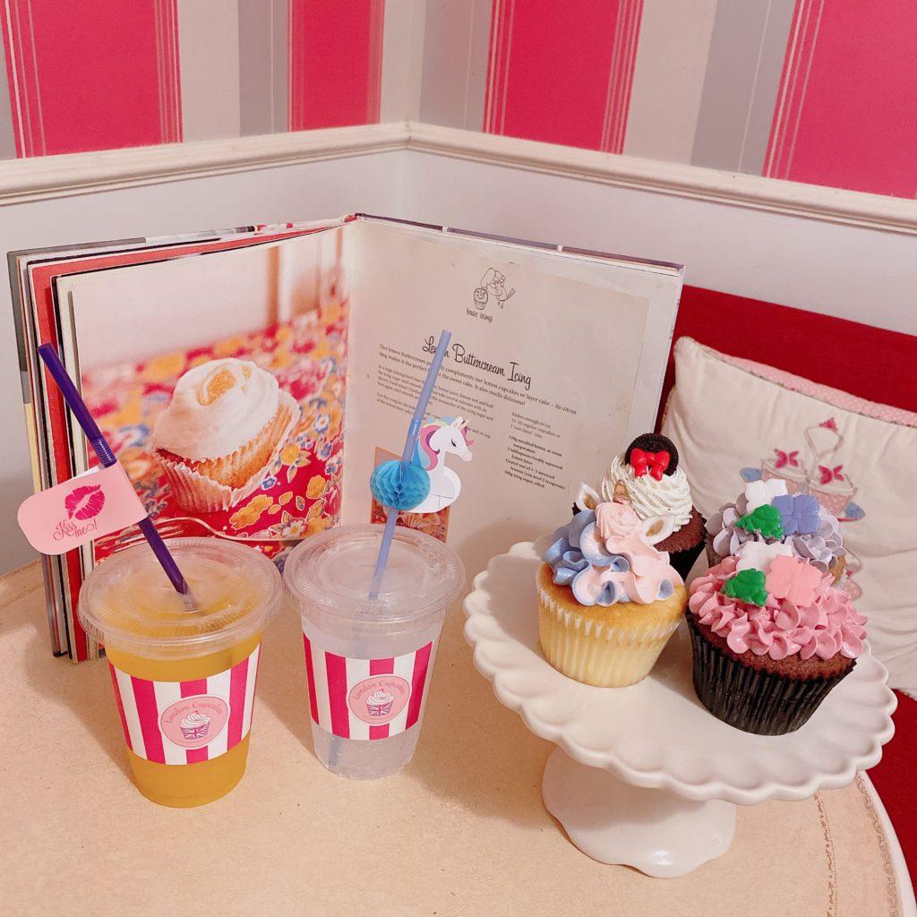 ♡カフェ紹介♡ ロンドンカップケーキ【愛知・覚王山】