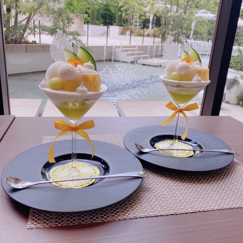 ♡カフェ紹介♡ ストリングスホテル名古屋【愛知・名古屋】