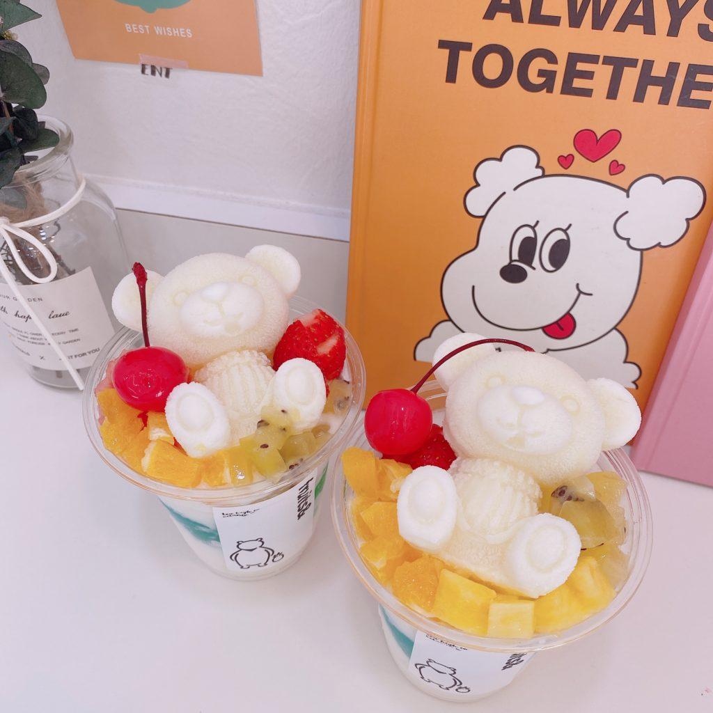 ♡カフェ紹介♡ fruits&【大阪・南船場】