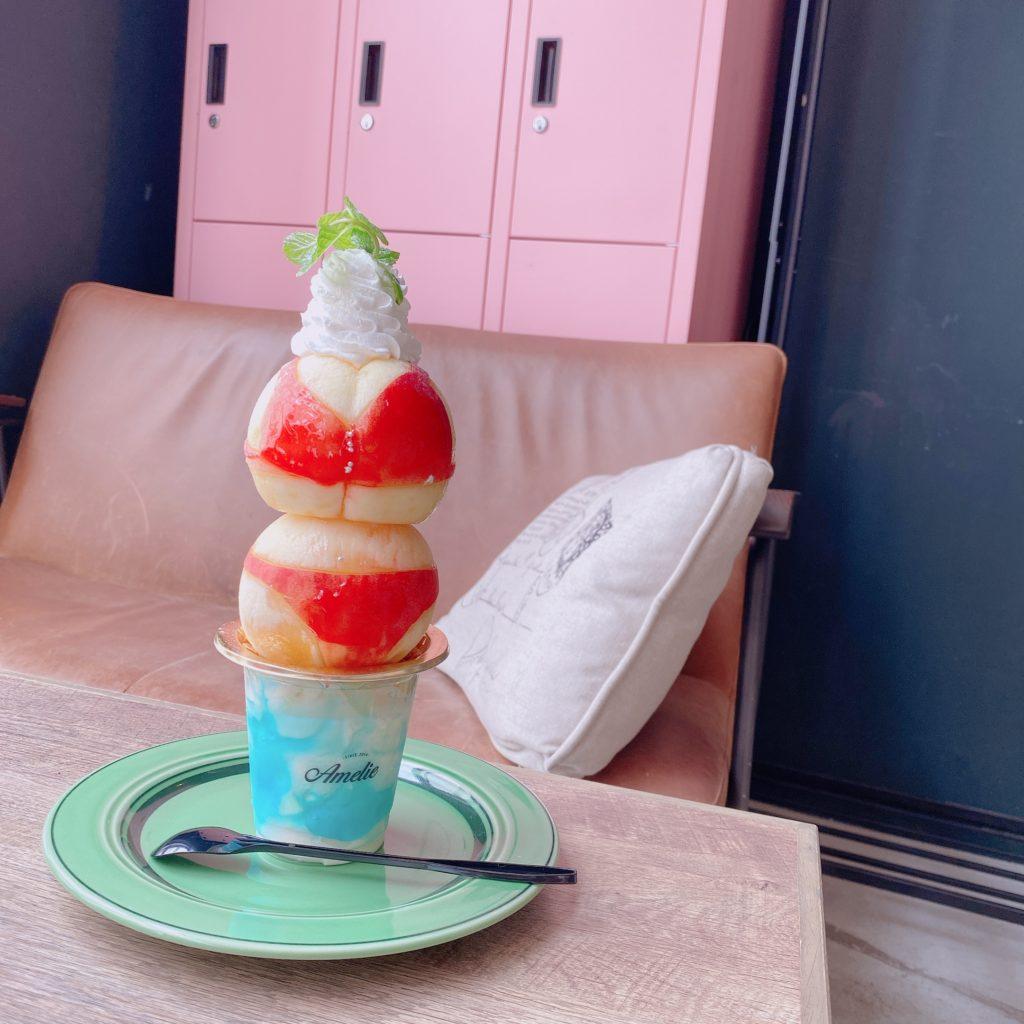 ♡カフェ紹介♡ Amelie cafe【名古屋・栄】