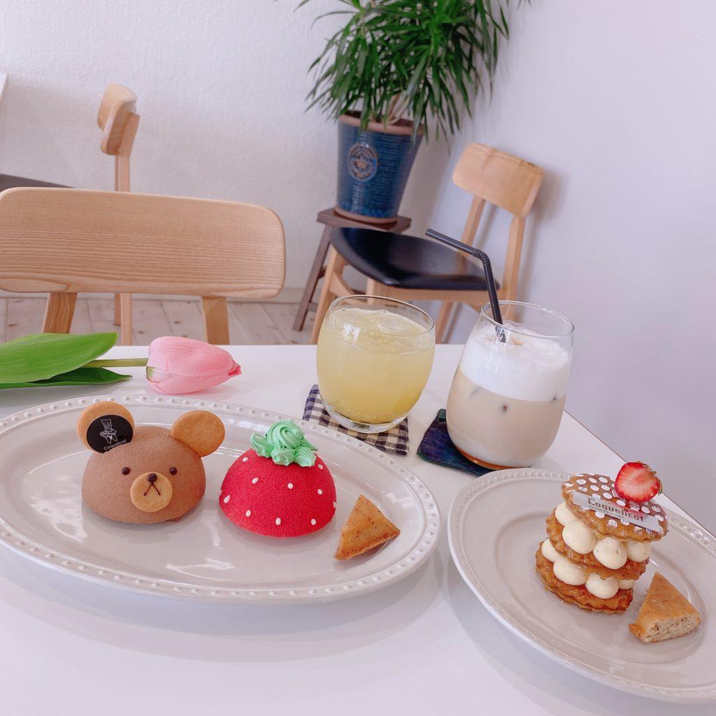 ♡カフェ紹介♡ coquelicot【愛知・一宮】